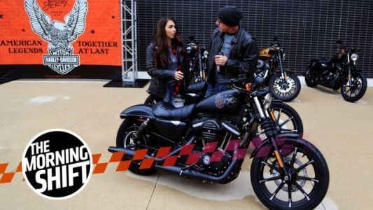Trump Threatens Taxes On Harley-Davidson 'Like Never Before' If It Moves Overseas