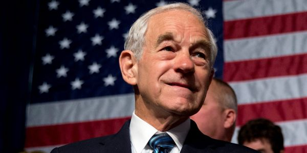 Ron Paul hospitalized after suffering apparent medical incident during live stream