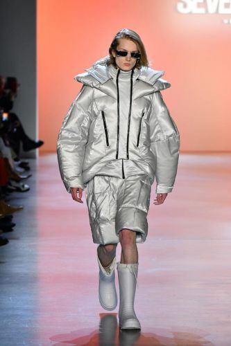 """Pioneering Contemporary Brand SEVENCRASH Returns to New York Fashion Week with A/W 2020 Collection """"EVOLUTION"""""""