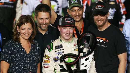 Tyler Reddick wins at Homestead in stunning Xfinity championship run