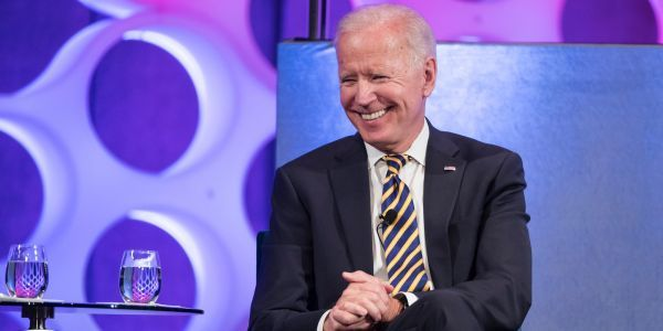 Today is Joe Biden's 77th birthday - here are the ages of all the 2020 Democratic presidential candidates