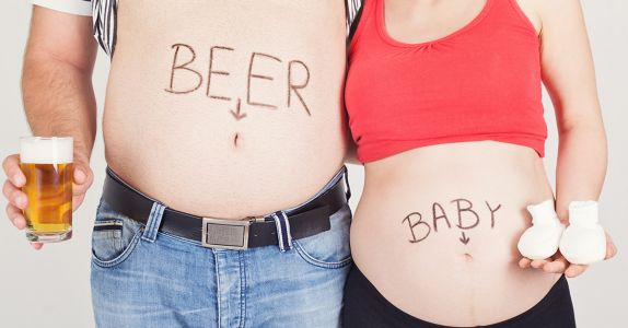 Study: Moderate Alcohol Consumption Could Improve Male Fertility