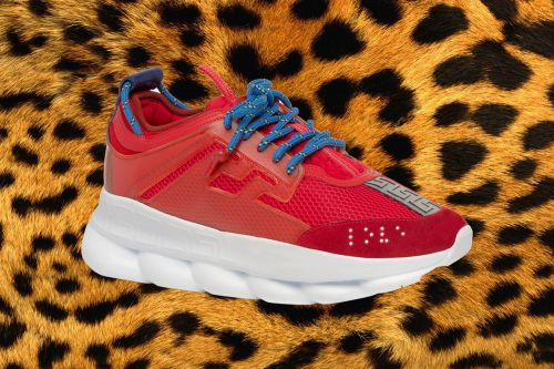 Ten Loves: Versace Chain Reaction Trainers