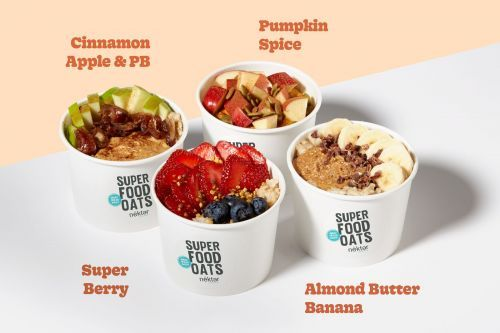 Rolling in the Oats! Nektér Juice Bar Launches New Superfood Oats Program Nationwide