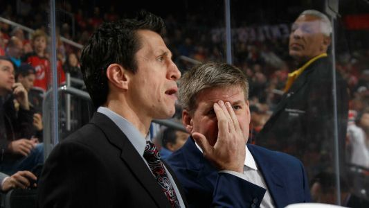 Rod Brind'Amour to be named Hurricanes coach, reports say
