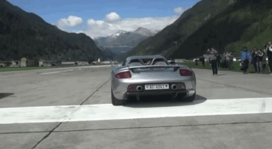 This Video Has Just So Many Supercars
