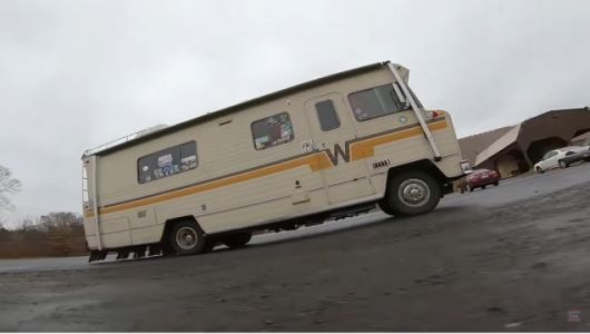 Your Old Motorhome Absolutely Needs A Turbo LS Engine Swap