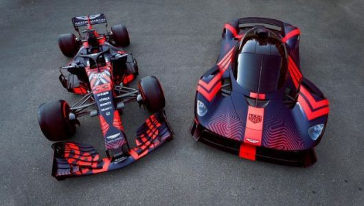 If You Don't Order Your Aston Martin Valkyrie in this Livery, You Don't Deserve it