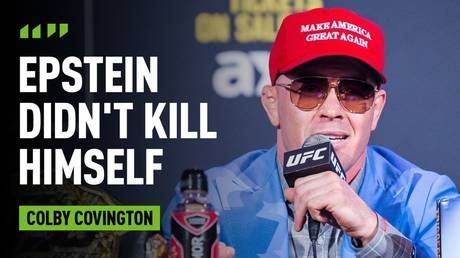 'Epstein didn't kill himself': UFC 245 Athlete Panel gets weird as Colby Covington takes center stage