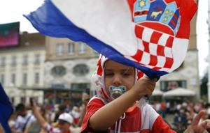 More than 250,000 welcome Croatia home after World Cup final