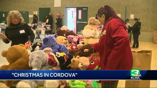 Parents Get Holiday Help From Community At Christmas In Cordova Event