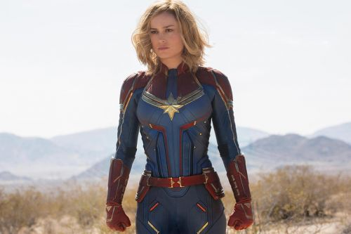 'Captain Marvel' Confirmed to Have Two Post-Credit Scenes