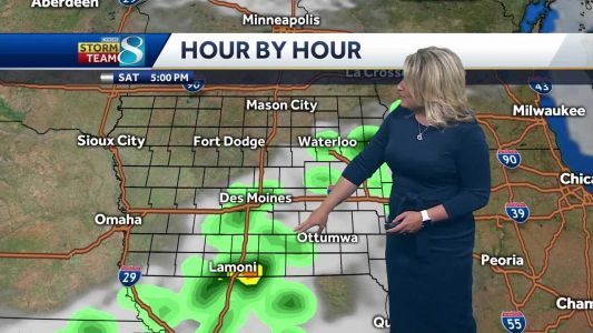 Videocast: Holiday Weekend Storm Chances