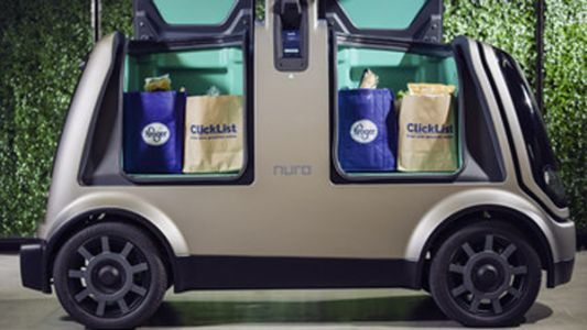 Kroger reveals first driverless delivery location
