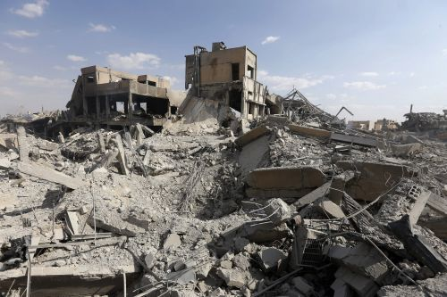 US to hit Russia with new sanctions for aiding Syria's Assad