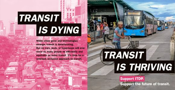 Transit is Dying. Transit is Thriving