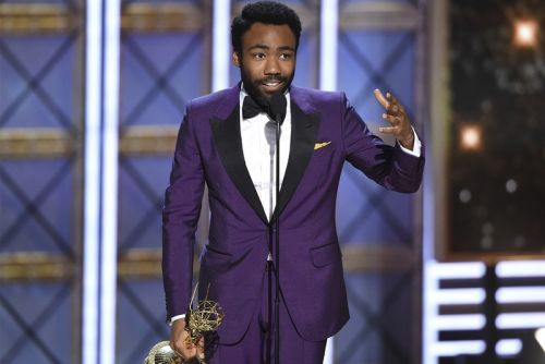 Donald Glover Wins Big at the 2017 Emmy Awards for 'Atlanta'