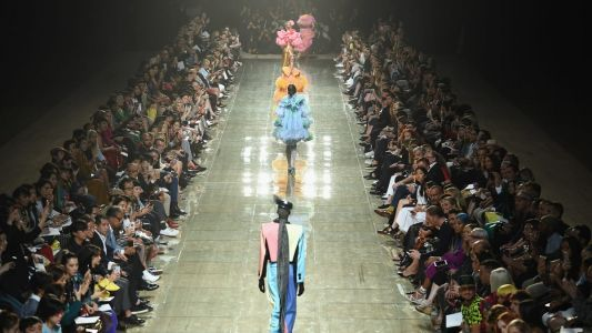 See Every Look From Marc Jacobs's Spring 2019 Collection