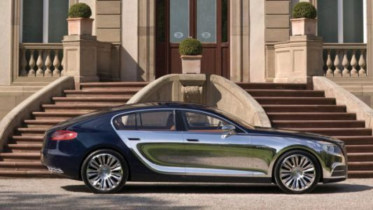 Bugatti Might Make an Electric Luxury Sedan Based On the Porsche Taycan: Report