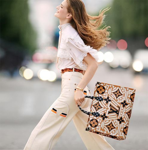 Louis Vuitton Gets Crafty In Transforming It's Most Iconic Style Staples