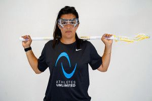 'My Kids Get To See All These Amazing Women': Amber McKenzie On Athlete Unlimited Lacrosse