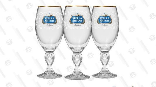 Buy a Stella Artois Chalice For $5, Give Clean Drinking Water to Someone In Need for Five Years