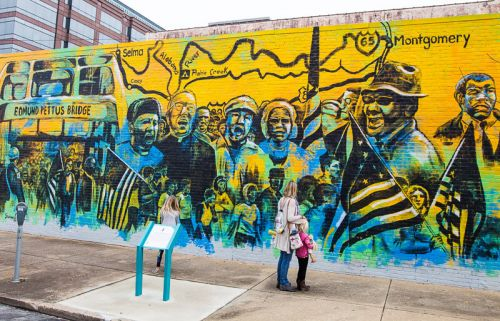 5 Important Experiences on the U.S. Civil Rights trail in Montgomery AL