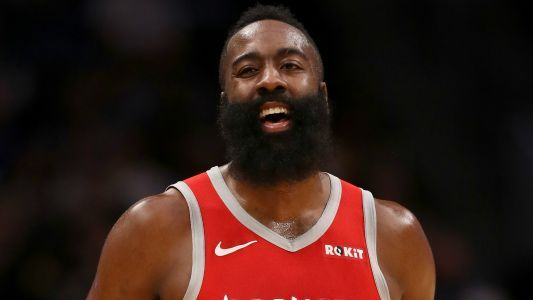 James Harden breaks another NBA record, targets No. 1 seed