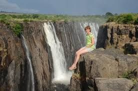 Victoria Falls - one of the best tourism spots in Africa