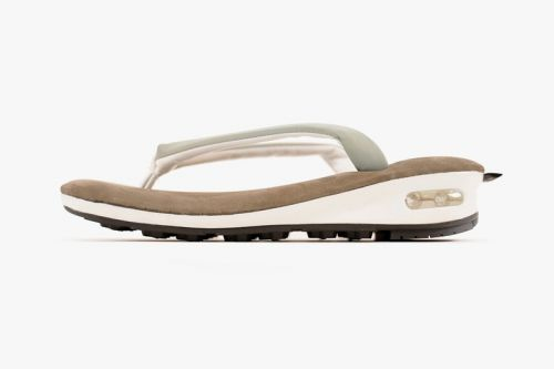 Goyemon's UNDA Crafts Air Bubble-Equipped Slides For DAN