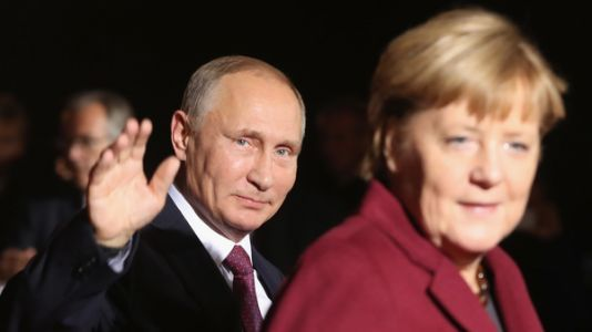 With Germany's Election Around The Corner, What's Putin's Play?