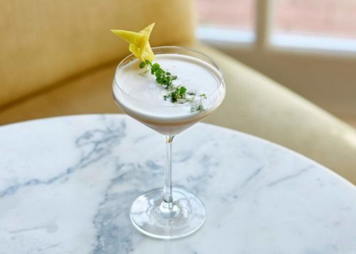 Cocktail of the Week: Wild Carrot Cocktail