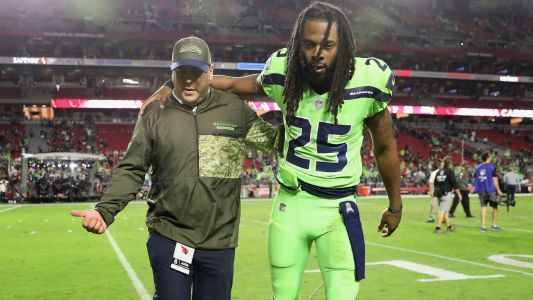 Doug Baldwin after multiple Seahawks injuries: 'Thursday night football should be illegal'