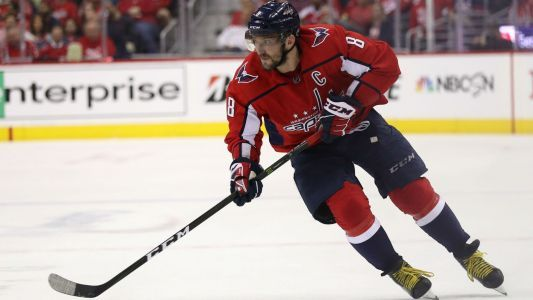 NHL playoffs 2018: Capitals' Ovechkin 'can't wait' for second-round series vs. Crosby, Penguins