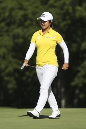 Kim leads Marathon Classic; Thompson 1 shot back