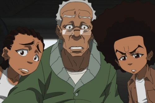 First Look at Robert Freeman's New Design From 'The Boondocks' Reboot