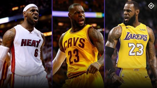 Each stop in LeBron James' career has added new element to his legacy