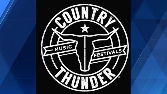 Woman struck by lightning at Country Thunder