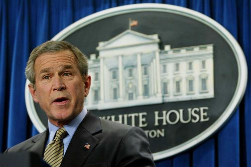 Today in history March 19: Former President George W. Bush declares war on Iraq
