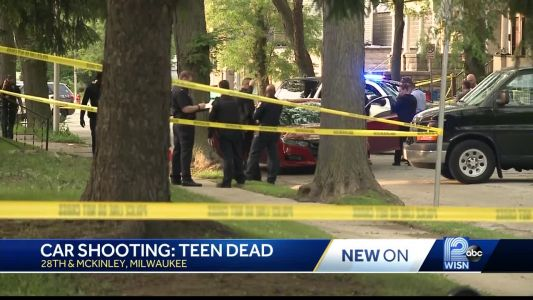 15-year-old boy shot and killed in Milwaukee