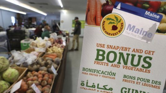 Sidestepping Congress, Trump Administration Proposes More Work Rules For Food Stamps