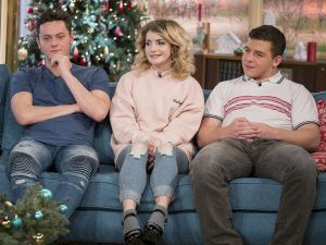 We Can't Get Over This New Picture Of The Kids From Outnumbered