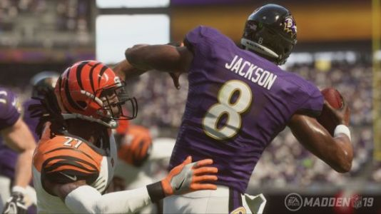 Madden returns to the PC just as I'm breaking up with the NFL