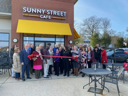 Sunny Street Café Des Peres Officially Opens Its Doors
