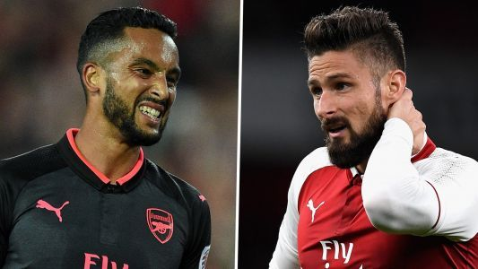 'Walcott and Giroud didn't want to leave' - Wenger still sees duo as Arsenal men