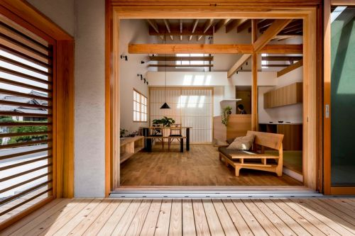 Kojyogaoka House Is a Another Minimalist Japanese Dream