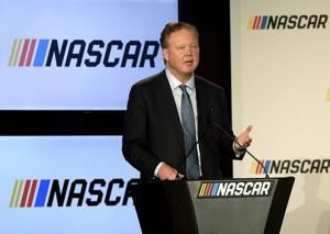 France takes leave from NASCAR following DWI, drug arrest