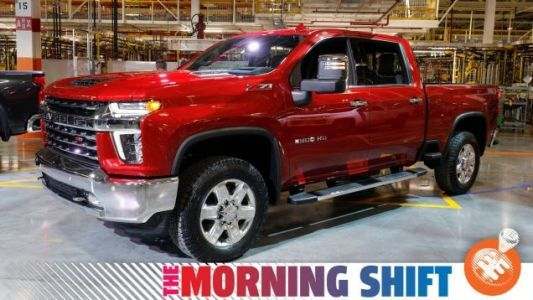 GM Hopes Increased Fuel Economy Will Save Chevy Silverado Sales