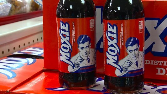 Beloved New England soda brand Moxie sold to soft drink giant