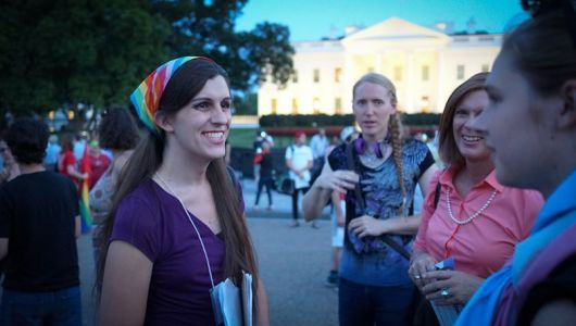 Trans woman unseats an anti-LGBT extremist in U.S elections
